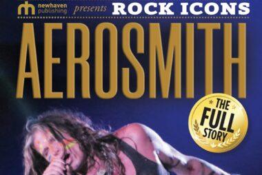 Aerosmith celebrating 50 years of rock and roll