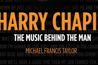 Harry Chapin biography by Michael Francis Taylor Out Now!