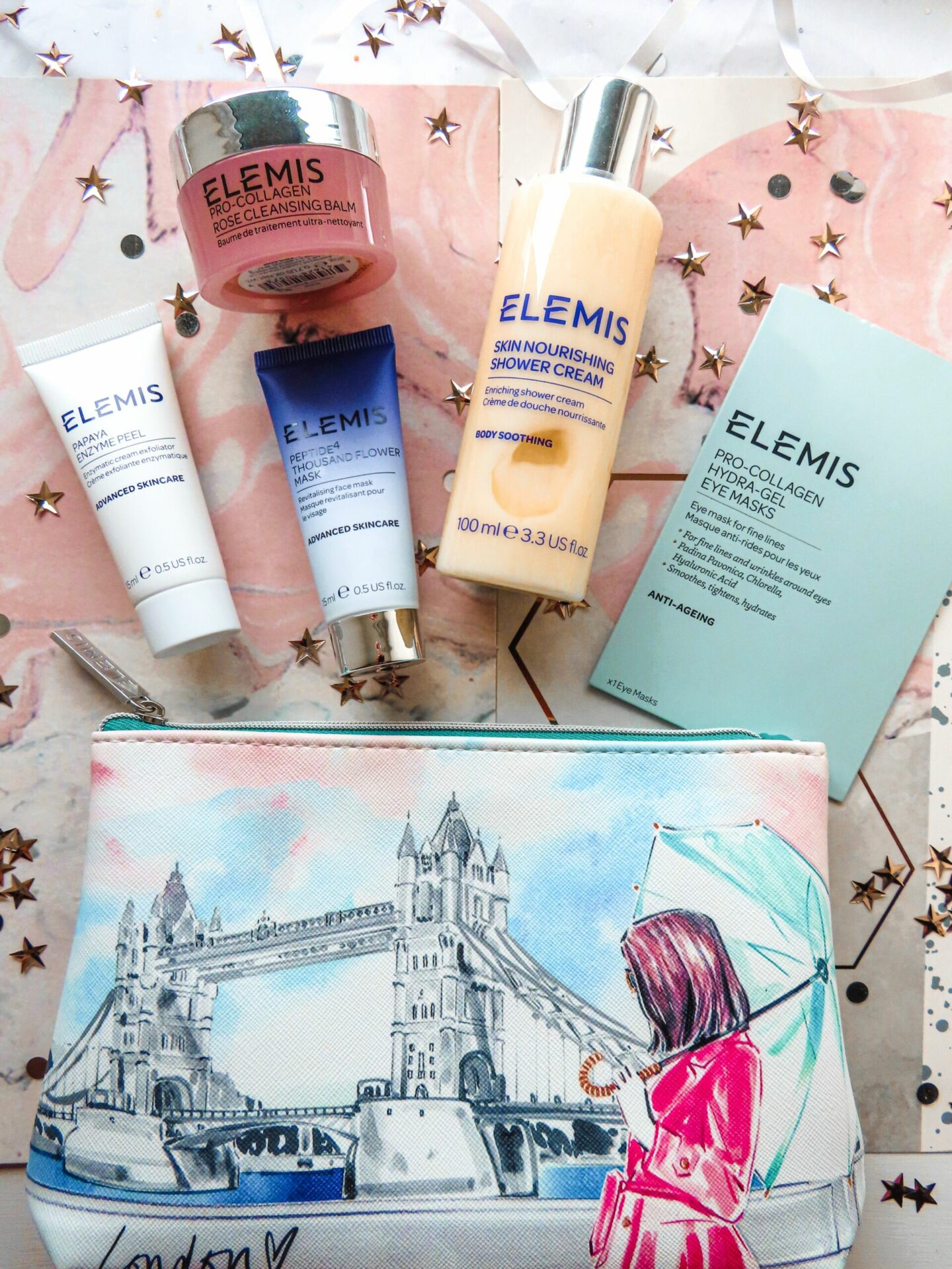 Elemis Travel Gift Set