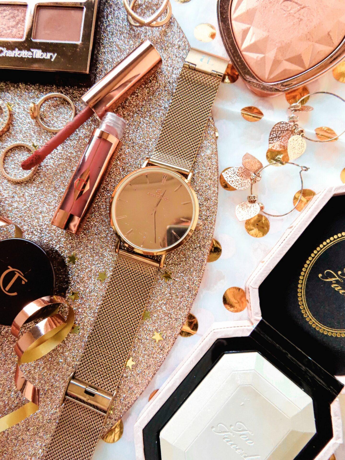 Abbott Lyon Watch, Pink Gift Guide