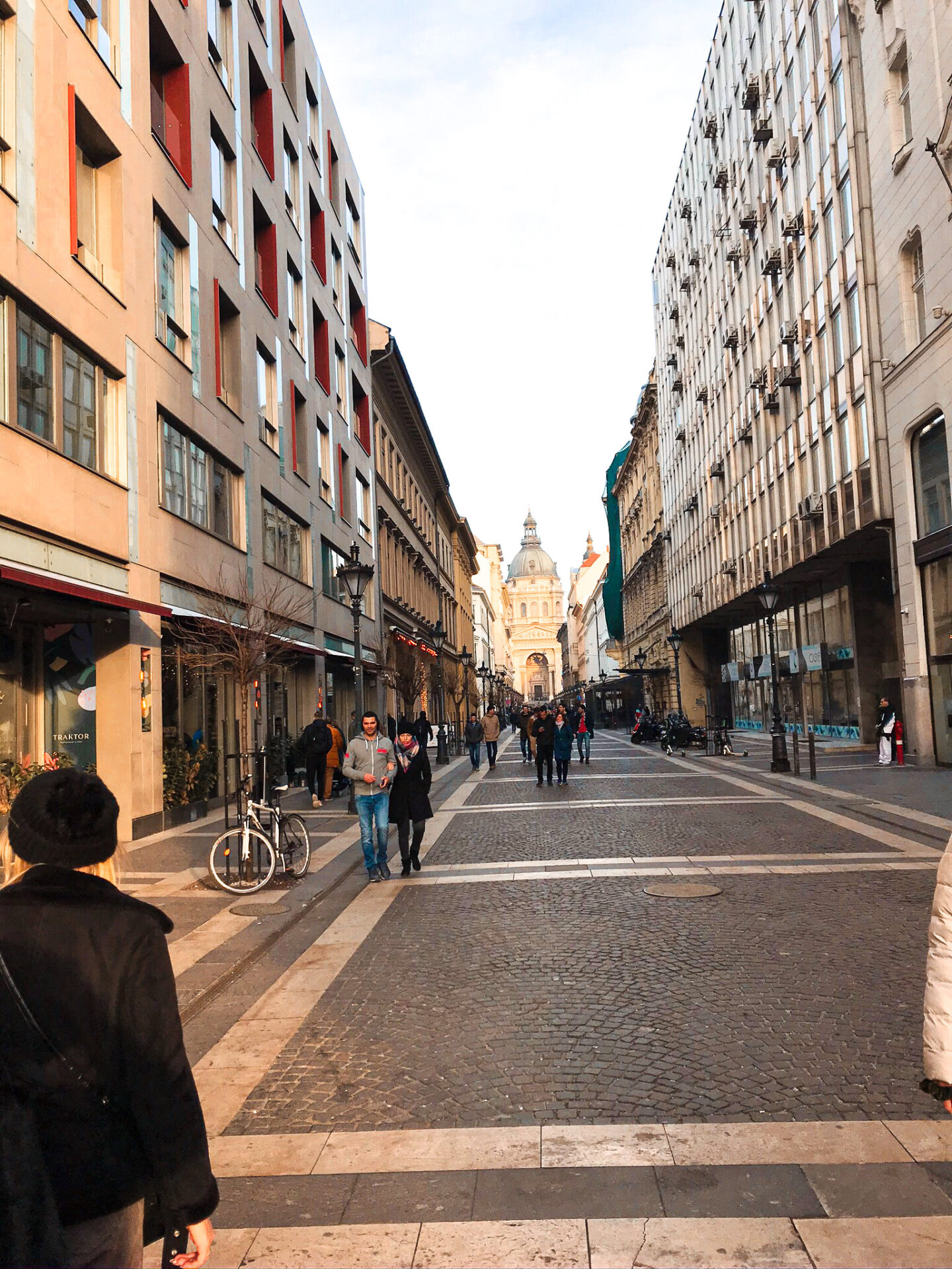 Budapest Highstreet