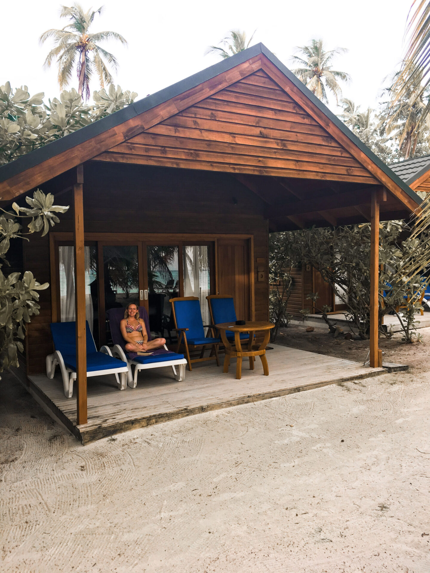 Meeru Island Beech Villa