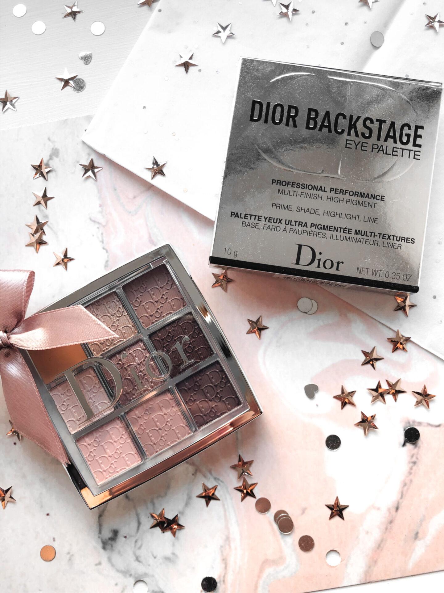 Dior Backstage Palette
