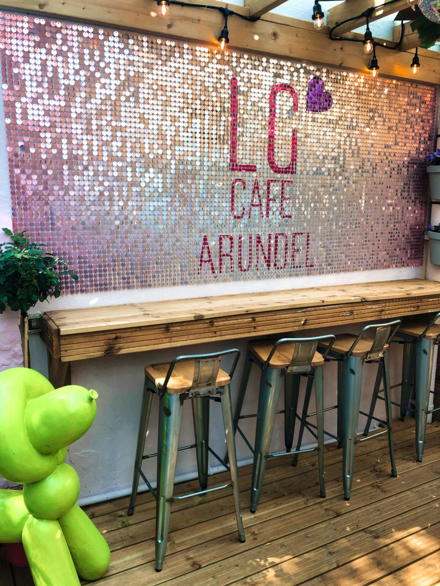 LG Cafe Arundel