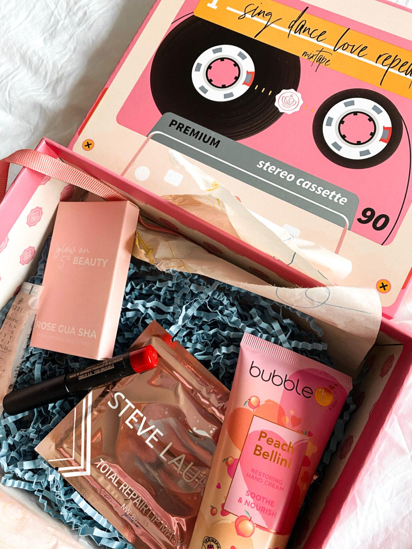 Valentine's Glossybox Box