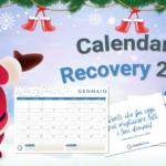 """È arrivato il calendario """"Recovery 2021"""" di Gambless!"""
