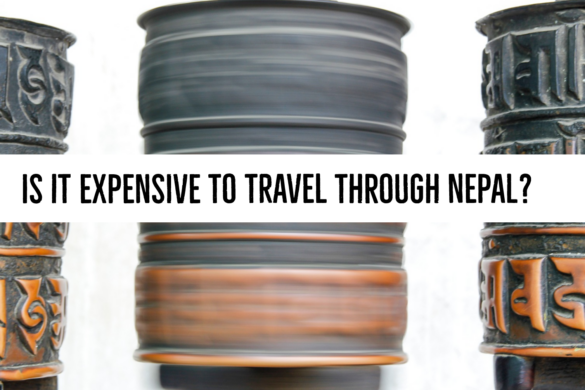 Costs and Budget for a Trip to Nepal