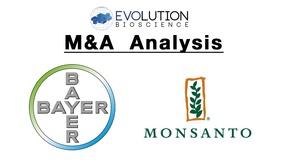 Further AgriBusiness Consolidation as Bayer Makes a $62B Bid for Monsanto