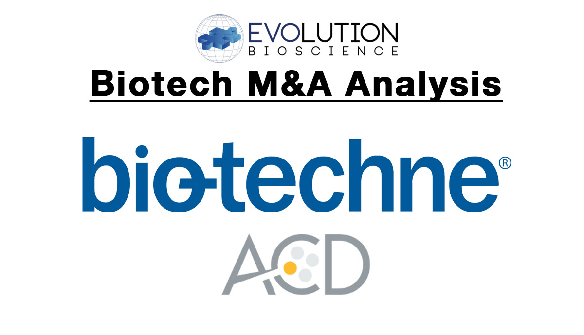 M&A Analysis: Bio-Techne enters Genomics market with $250M acquisition of Advanced Cell Diagnostics