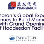 Pharmaron's Global Expansion Continues to Build Momentum with Grand Opening of Hoddesdon Facility