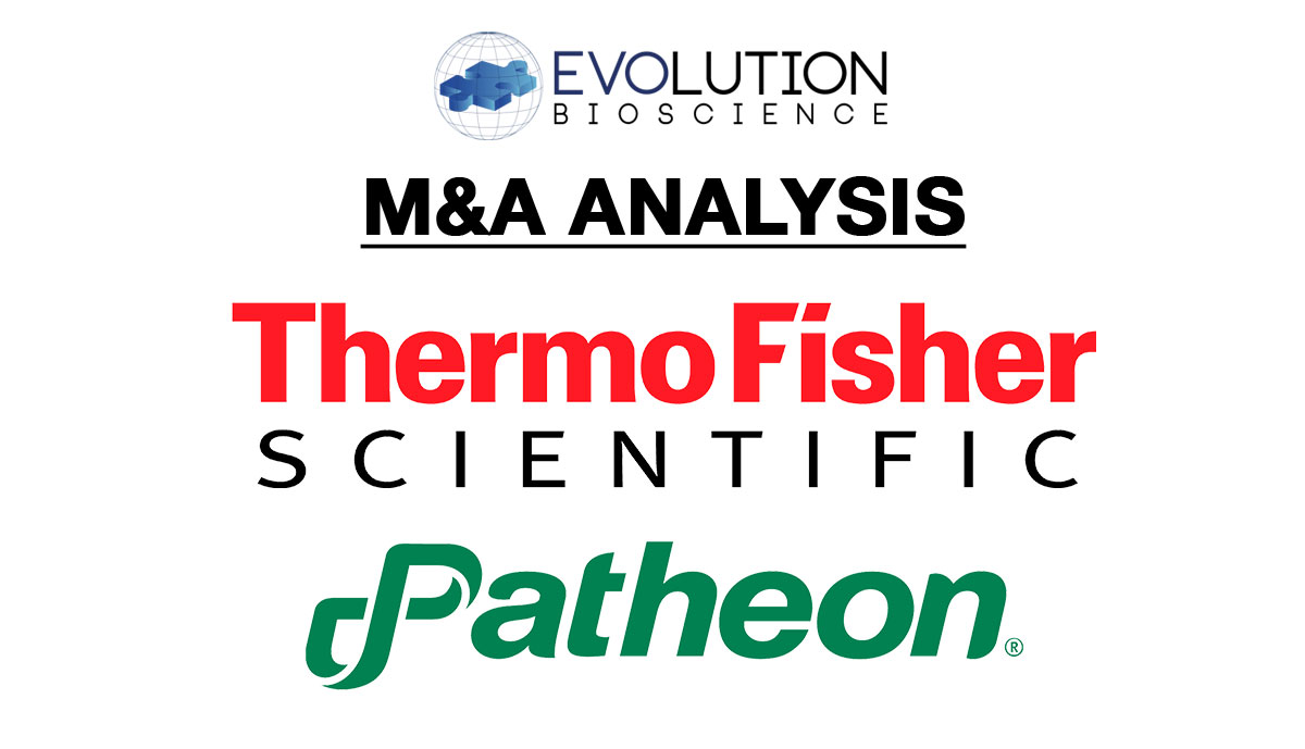 Thermo Fisher Strengthens Vertical Integration with $7.2B Acquisition of CDMO Patheon