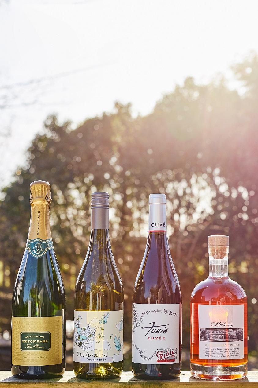 April Box – Wine Flight