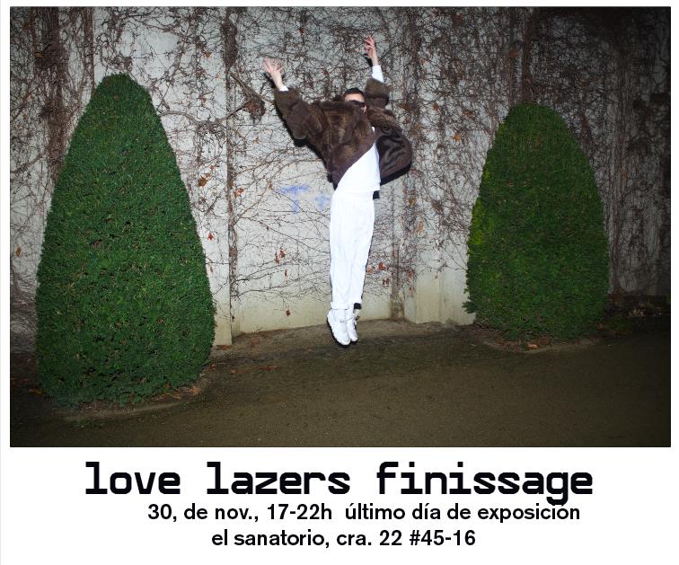lovelazers finissage info flyer