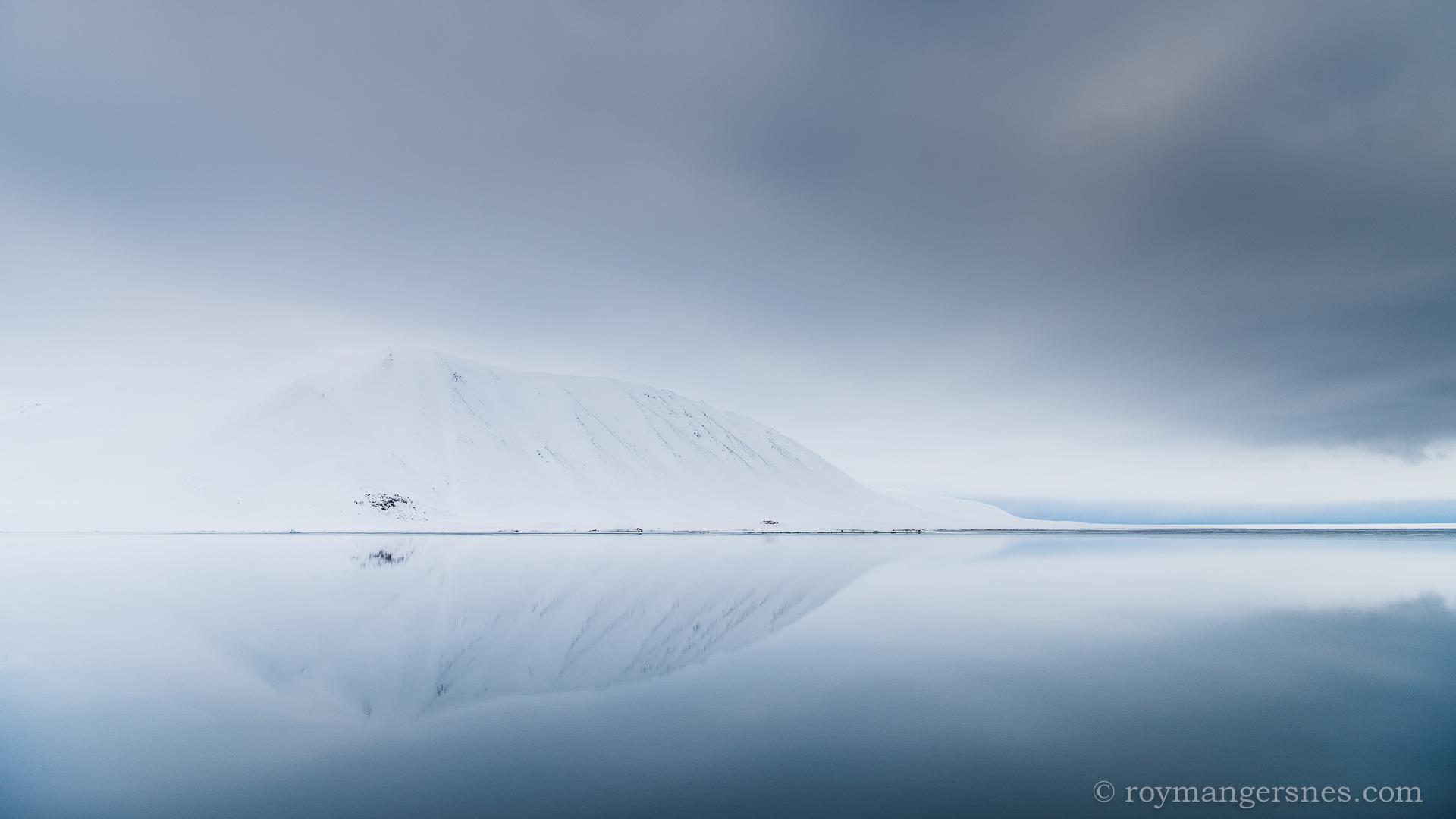 Svalbard Liefdefjorden_Winter2