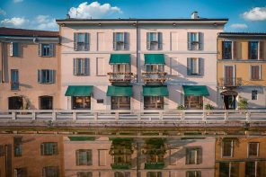MAISON BORELLA: VINTAGE ATMOSPHERE IN NAVIGLI-MILAN