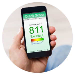 Improve your credit score for a mortgage