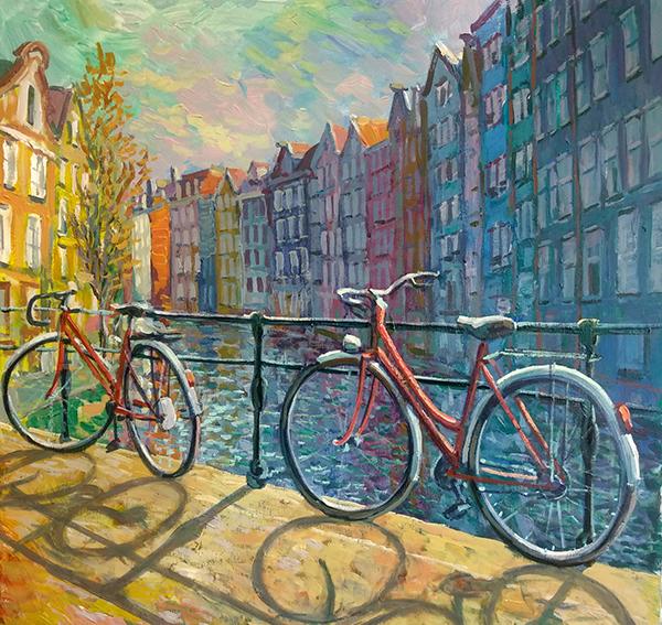 Bicicletas Amsterdam II