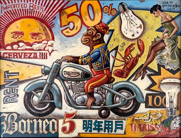 Borneo V