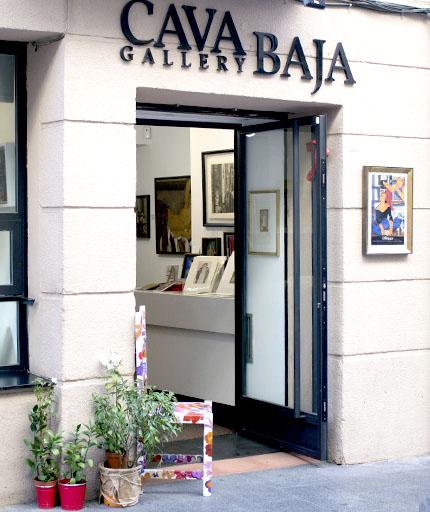 Galería de Arte en Madrid | Cava Baja Gallery