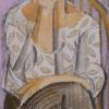 Mujer posando V