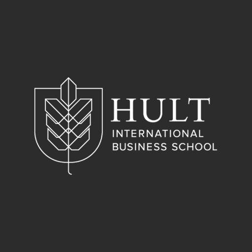 Hult Logo Black