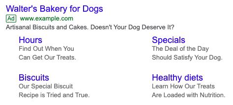 Google Ads Optimization: Extensions