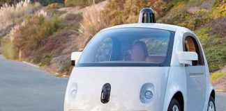 driverless cars soon to become reality.