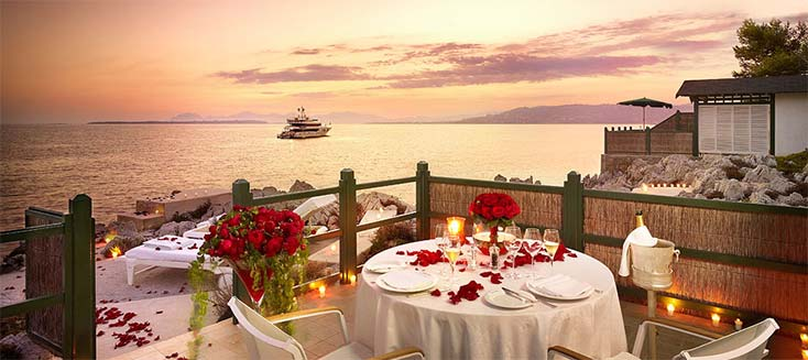This is one of the most romantic honeymoon destinations in the world