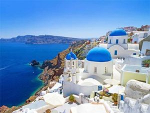 Greece is one of the top honeymoon destinations in the world