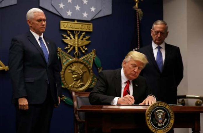 Trump has now made entry of residents of seven Muslim countries difficult.