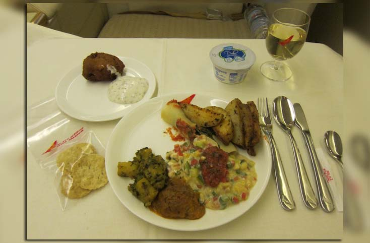 Air India Crew Stole Buffet Food in London