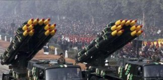 India increased defense budget by 10%