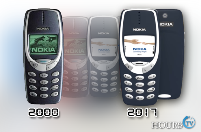 The re-launch of the Nokia 3310
