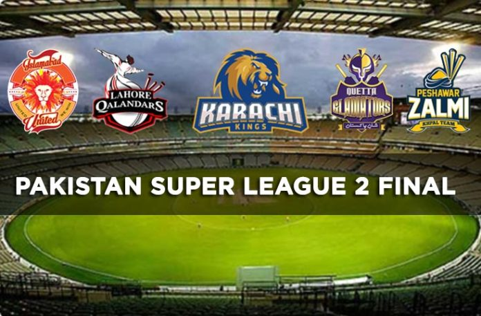 PSL final and foreign players participation