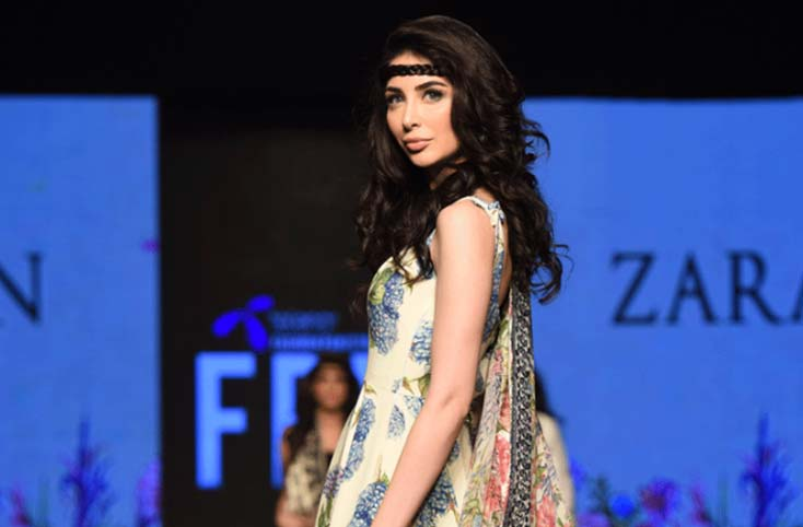 Spring Summer Fashion Pakistan Cut to Two Days