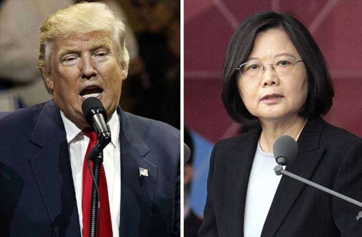 The Conversation Between Trump and Taiwanese President