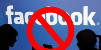 A petition against Facebook is submitted for its ban
