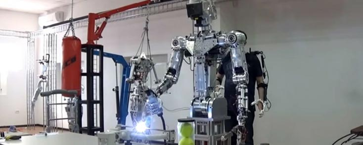 Robots May Replace Humans