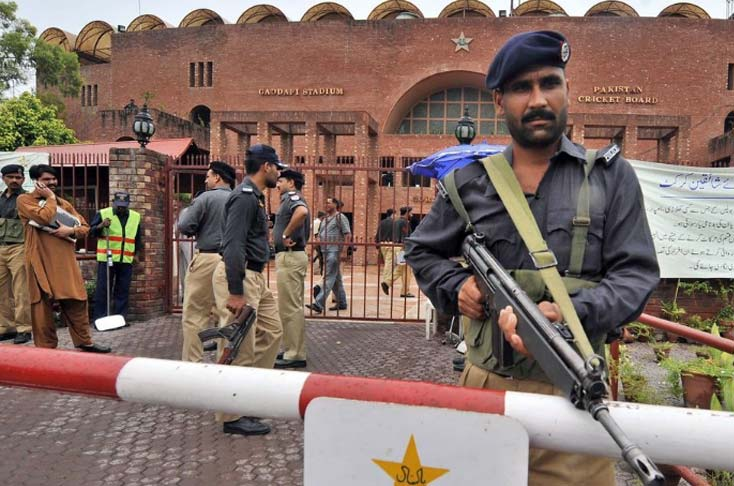 Security Arrangments of Government for PSL