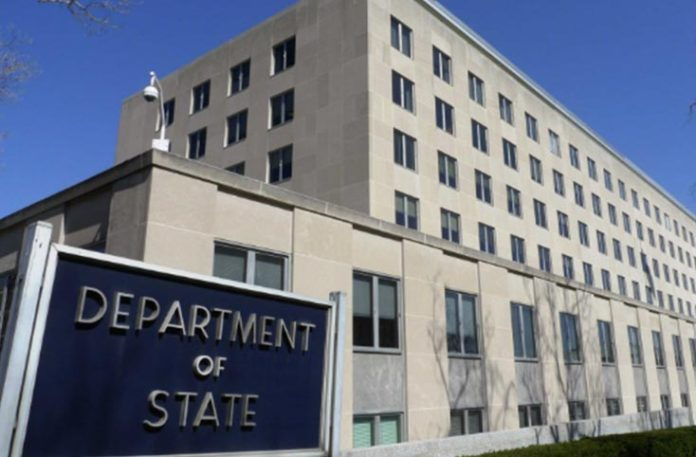 The US State Department budget cuts