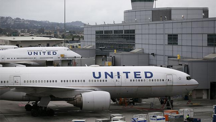 Details of the United Airlines Flight