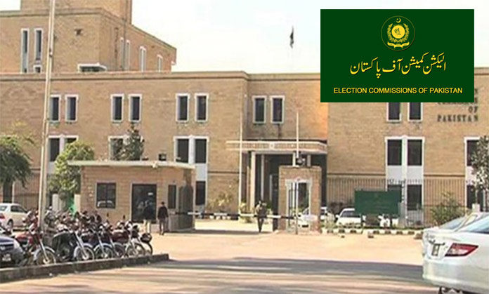 ECP Declared Assets of Political Parties