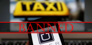 Italy Banned Uber Because of Unfair Competition