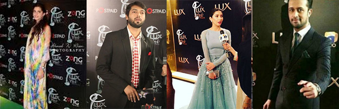 The 16th Lux Style Awards - A Star Studded Night.