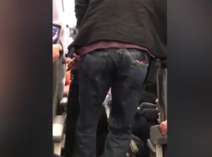United Airlines Drags Passenger Off An Overbooked Flight