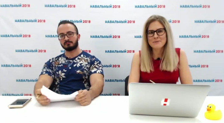 Russian YouTube Generation Increasingly Relying on Alternate News