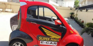 Superpower To Launch Electric Cars in Pakistan