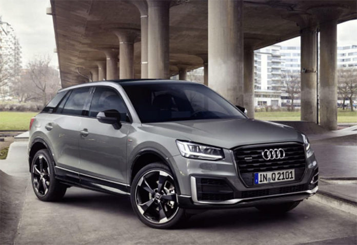 The New Audi Q2 Launched in Pakistan