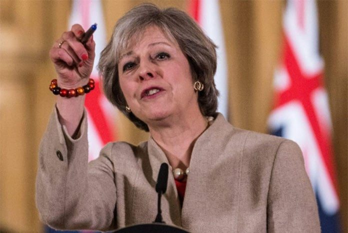Theresa May Wants EU To Extend Free Movement