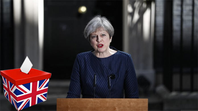 UK Snap Elections A Surprise for Opposition Parties